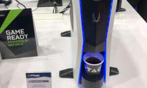 Mek1 Nespresso to niezwykły komputer, bo zdolny do zrobienia… kawy