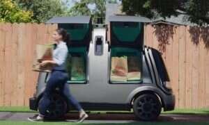 W Arizonie autonomiczne auta będą dostarczały zakupy
