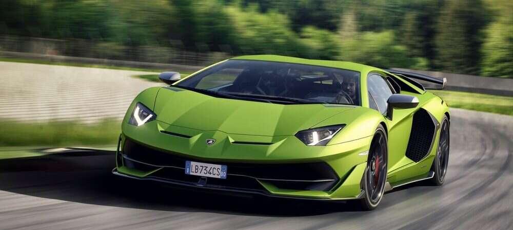Aventador SVJ, Lamborghini, SVJ, Aventador, samochód, supersamochód, V12, wolnossącyt silnik, ALA