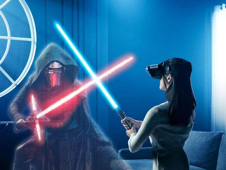 Star Wars: Jedi Challenges, Lenovo, Kylo Ren, kontroler, sprzedaż, aktualizacja, rozszerzenie, Dark Side