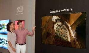 Na targach IFA zadebiutuje 88 calowy telewizor OLED 8K od LG