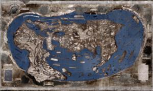 Oto mapa, która mogła pokierować Krzysztofa Kolumba
