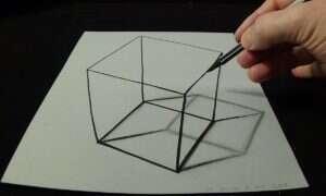 Koreańczycy opracowali idealną metodę rysowania w 3D?