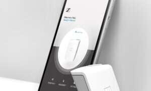 Sennheisera zaprezentował bezprzewodowy mikrofon dla smartfonów