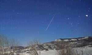 Meteoryt eskplodował nad Grenlandią powodując niepokój wśród wojska