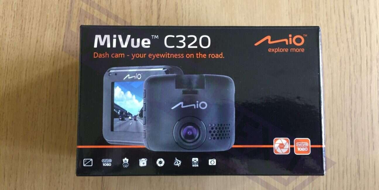 MiVue C320