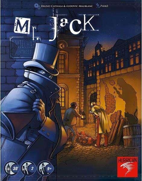 Mr. Jack tło