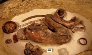 Ta mumia jest o 1500 lat starsza niż pierwsi faraonowie
