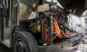 UPS wprowadzi do floty ciężarówki o zerowej emisji spalin