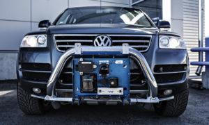 Finowie zaprojektowali autonomiczny samochód korzystający z 5G