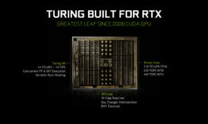 Nvidia Turing z ulepszonymi pokładami pamięci cache L1 i L2