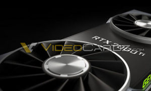 GeForce RTX 2080 Ti Founders Edition z dwoma wentylatorami