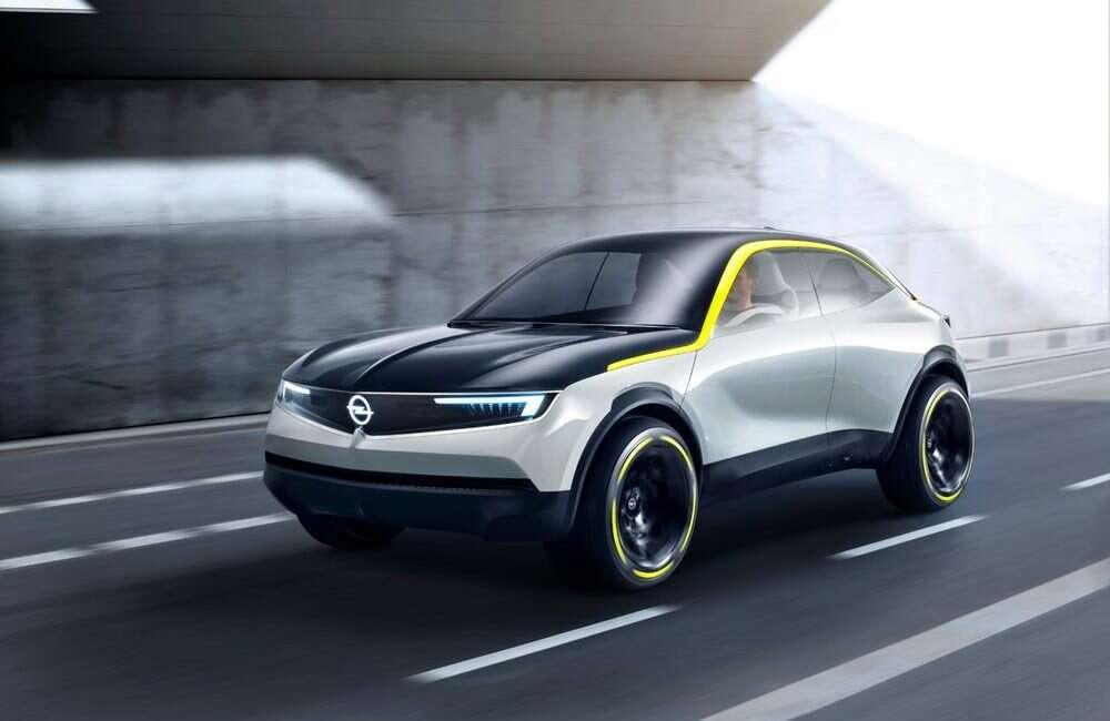 SUV, GT X Experimental, koncept, Opel, plany, PACE!, suv elektryczny, silnik elektryczny, przyszłość, nowy styl,
