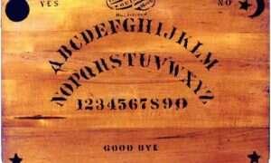 Dlaczego wydaje nam się, że tabliczka Ouija działa?