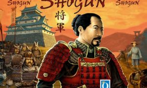 Recenzja gry planszowej Szogun