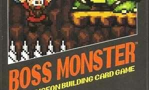 Recenzja gry planszowej karcianej Boss Monster