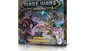 Recenzja gry karcianej Mage Wars: Akademia