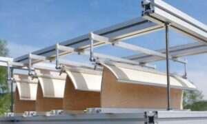 Nowe osłony przeciwsłoneczne nie będą potrzebowały prądu