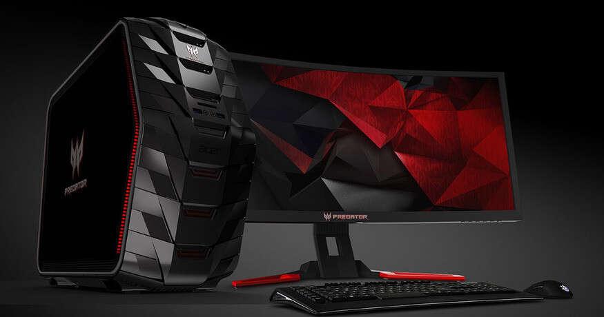 Acer, peryferia, wejście na rynek, zapowiedź, GT, Gadget Technology, nowy gracz, myszki, klawiatury, zestawy, krzesła