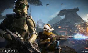 Screenshot promujący nową aktualizację do Battlefronta II zaskoczył nawet deweloperów