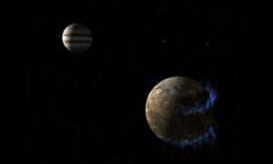 Księżyc Jowisza generuje niezwykłe fale magnetyczne