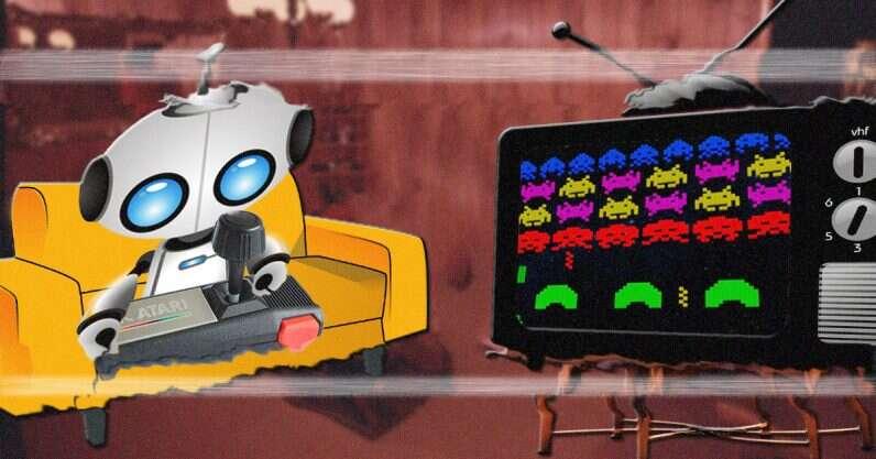 ciekawości, ciekawość, SI, AI, sztuczna inteligencja, gry wideo, gry, ciekawość, Breakout, Open AI,