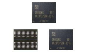 Quadro RTX z 16 Gb kośćmi pamięci GDDR6 od Samsunga