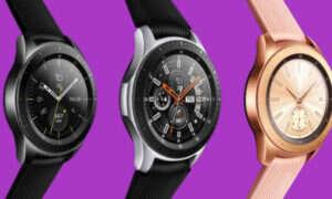 Galaxy Watch otrzymuje nową aktualizację