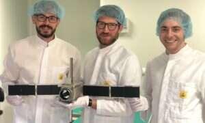 Pierwszy polski satelita obserwacyjny jest gotowy do testów