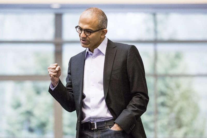 Microsoft, CEO, firma, udziały, akcje, giełda, sprzedaż, zysk