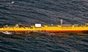 Zainstalowana w Szkocji turbina wodna dostarczyła rekordowo dużą ilość energii