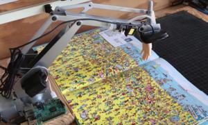 Sztuczna inteligencja potrafi w ciągu kilku sekund odnaleźć Wally'ego