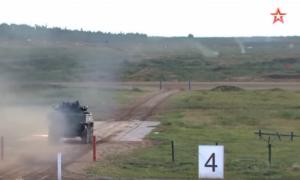 Rosjanie prezentują nową technikę przeciwpancerną