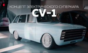 Kałasznikow chce rywalizować z Teslą
