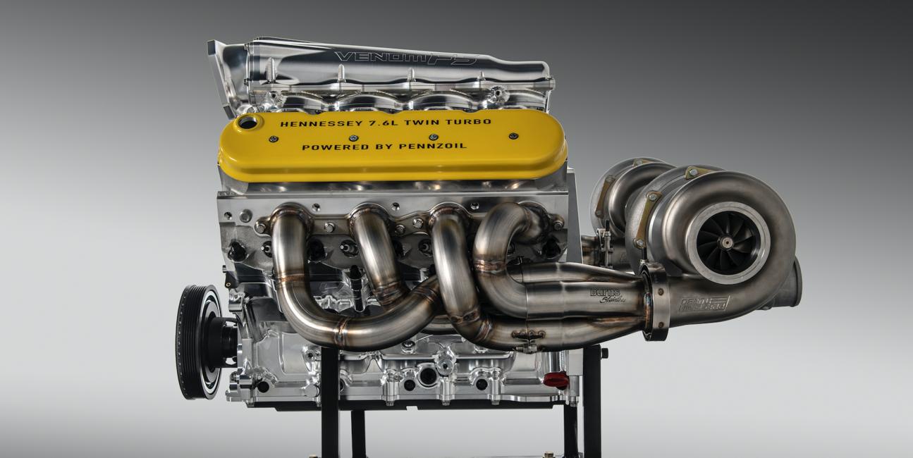 Venom F5, Venom F5, Venom, F5, silnik, Hennessey, V8,