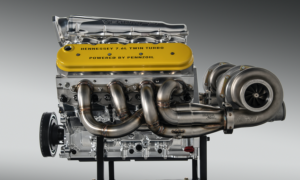 Silnik Venom F5 od Hennessey to bydle z 1600 KM