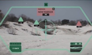 Trwają prace nad czołgami z 360-stopniowym zakresem widoczności