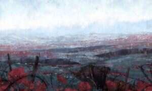 Malarska przygoda podczas I Wojny Światowej w 11-11: Memories Retold