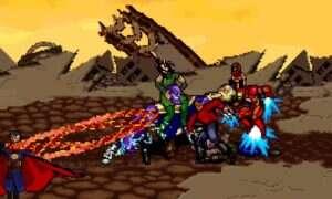 Widzieliście 16-bitową walkę z Thanosem w Avengers: Wojna bez granic?