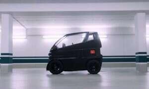 iEV X – elektryczny, a na dodatek rozkładany pojazd