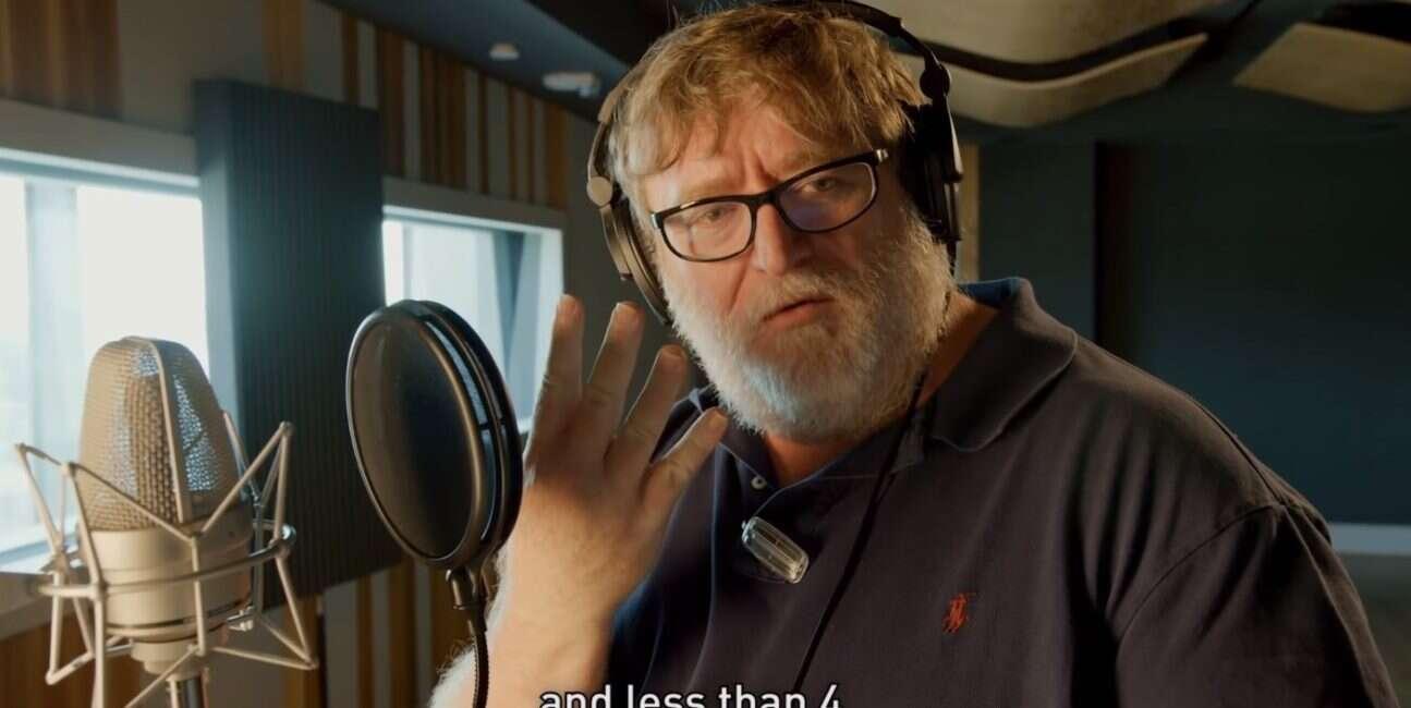 Gabe Newell, Half-Life, Gabe, Newell, Valve, DOTA 2, Half-Life 3, 3, trzy,