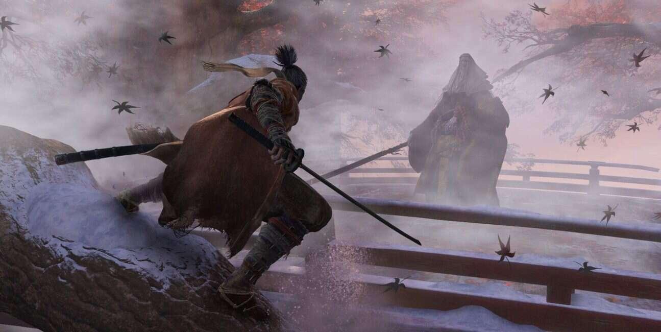 From Software, debiut, data premiery, gameplay, Sekiro: Shadows Die Twice, Sekiro, Dark Souls gameplay, materiał z rozgrywki, pokaz, Gamescom