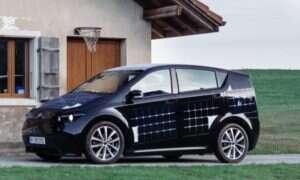 Niemcy stworzyli samochód zasilany energią słoneczną