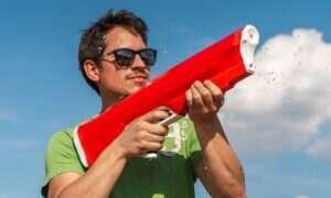 Spyra One to naprawdę nowa generacja pistoletów na wodę