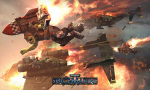 Darmowe granie: Warhammer 40,000: Space Marine na Steam