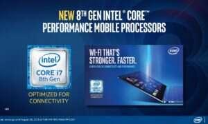 Intel zapowiedział procesory Whiskey Lake oraz Amber Lake