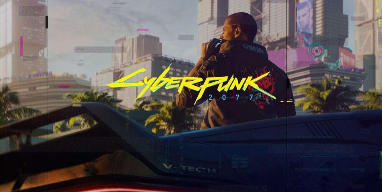 Cyberpunk, Cyberpunk 2077, 2077, gameplay, Gamescom, publiczny gameplay, publiczny pokaz, demo, Gamescom 2018, Twitter, CD Projekt Red, Mike Pondsmith, szczegóły