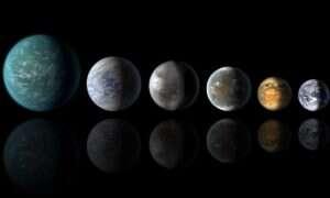 Wodne egzoplanety mogą być powszechne, ale niekoniecznie przyjazne dla życia
