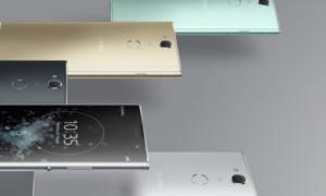 Specyfikacja smartfona Xperia XA3