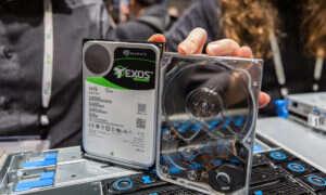 Rekordowe 480 MB/s na HDD dzięki technologii MACH.2 od Seagate